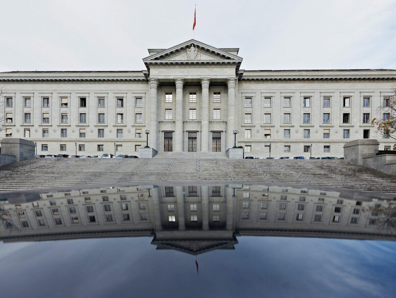Bundesgericht Lausanne